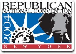 RNC Convention, New York 2004