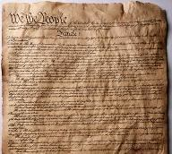 The United States Constitution, adopted on September 17 1787